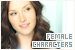 Grey's Anatomy: Female Characters (All):